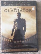 Gladiator (Dvd, 2003, Widescreen) Russell Crowe, Joaquin Phoenix - Brand New