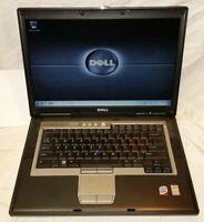 "Dell Precision M4300 15.4"" Core 2 Duo 2.6 GHz 4GB RAM 160 GB HDD WIN 7 NOBATTERY"