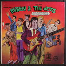 MOTHERS OF INVENTION: Cruising With Ruben & The Jets LP (blue label, gatefold c