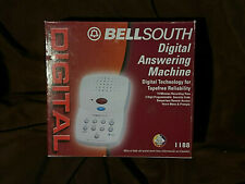 NEW IN BOX Bell South 1188 Digital Remote Access Answering Machine System