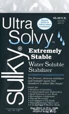 Sulky 19 1/2 X 36-inch Heavy Weight Ultra Solvy Water Soluble Stabilizer