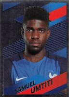 stickers Panini Carrefour Foot 2018 - N° 22 (argent)