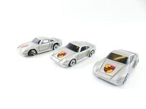 Matchbox Mini Porsche Konvolut #1451