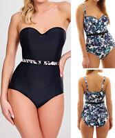 Panache Swimwear Florentine Swimsuit SW1050 Underwired Padded Swimming Costume
