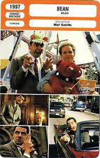 Fiche Cinéma. Movie Card. Bean (G-B) Mel Smith 1997