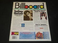 2001 JULY 28 BILLBOARD MAGAZINE - GREAT VINTAGE MUSIC ADS & CHARTS - O 8026