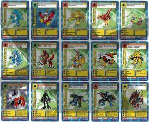 DIGIMON JX CUSTOM SERIES (62 cards) + 2 BONUS early buyers cards