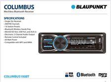 single Din Bluetooth receiver AM/FM SD USB 40 watt power mp3