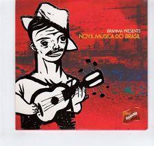 (GR293) Brahma Presents, Nova Música do Brasil - CD