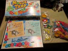 Milton Bradley-1994 Mouse Trap Board Game100%Complete NICE LONG BOX ALL ORIGINAL