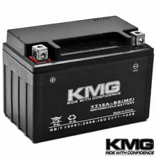 12 Volt Sealed Maintenace Free Performance Powersport Battery by KMG - YT12A-BS