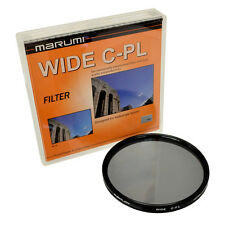 Marumi 58mm WIDE-CPL Polarizing Filter For Canon Nikon Sony Olympus Pentax Japan