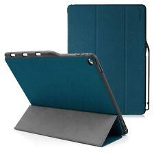 "Prodigee Expert Blue iPad Pro Case (2017) 12.9"" Magnet Sleep/Wake pencil Cover"