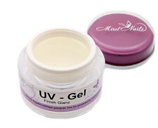 Versieglungsgel GLANZ GEL LED/UV Gel klar 30ml Finish Gel Top Coat Gel