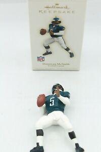2006 Donovan McNabb Philadelphia Eagles Hallmark Ornament Football Legends NFL