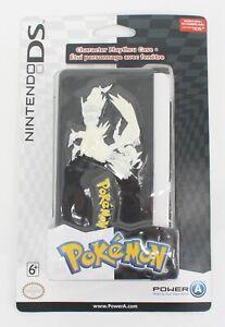 Sealed Nintendo DS Power A Pokemon Reshiram Character Playthru Case Protective