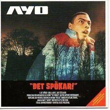 (AR145) Ayo, Det Spokar! - 2001 DJ CD