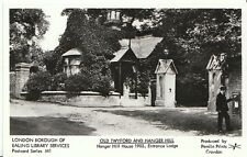 London Postcard - Old Twyford and Hanger Hill - Hanger Hill House 1903  A5126