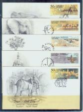 rsa/1995 tourism -5FDC.different /good condition
