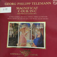 Georg Philipp Telemann, Agnes Giebel, Ira Malani LP RE Vinyl Schallplatte 139023
