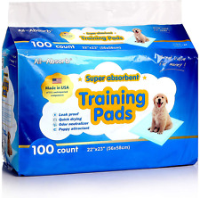 New listing All-Absorb A01 Training Pads 22-inch By 23-inch,Pack of 100