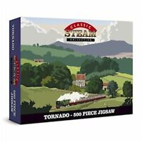 Tornado 500 piece Jigsaw from the Classic Steam Collection DEMJGSW638