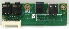 Insignia NS-32L430A11 Add-on I/O Card 48.72T02.011 (10458-1, E213441)