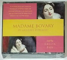 Madame Bovary by Gustave Flaubert (CD) NEW