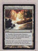 MTG - Terramorphic Expanse - Modern Masters - Common NM/MT - Foil Single