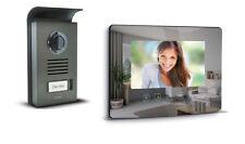 Video-Türsprechanlage EXTEL MOMBO 2-Draht mit 7 Zoll Monitor für 1-Familienhaus