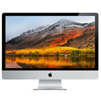 "Apple iMac 27"" Core i7 Quad-Core 2.93GHz - 16GB 1TB MC784LL/A Computer /Warranty"