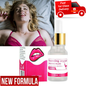 Orgasmic Gel Female Women Libido Enhance Love Climax Sex Drive Pleasure Liquid