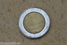 repvbblica Italiana 500 lira coin dated 1984 Italy coin