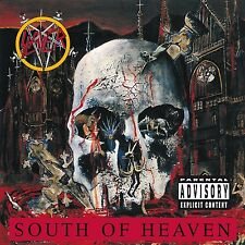 SLAYER - SOUTH OF HEAVEN  CD  10 TRACKS HARD & HEAVY / THRASH METAL  NEU