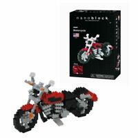 Nanoblock Mini Challenger Series by Kawada Japan Motorcycle NBM 006
