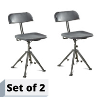 Guide Gear 360 Degree Swivel Blind Hunting Chair, 300-lb. Capacity - (Set of 2)