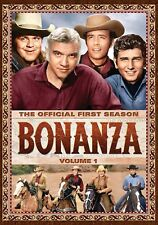Bonanza: The Official First Season, Vol. 1 (DVD, 2009, 4-Disc Set)