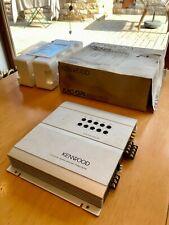 KENWOOD 4-Channel Power Amplifier KAC-Q74 (4-Kannal Endstufe, Verstärker)