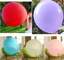 36'' Big Size Giant Large Latex Balloon Helium Hydrogen Wedding Party Decoration