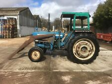 Ford 4000 tractor with loader