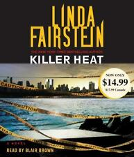 Alexandra Cooper Mysteries: Killer Heat by Linda Fairstein (2010, CD, Abridged)