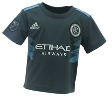 New York City FC MLS Adidas Baby Infant Size Jersey New With Tags Major League