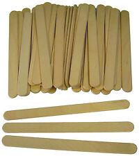 CHEAPEST Color Lollipop Wooden Sticks Craft Lollies Popsicle Fast DISPATCH 1000 50