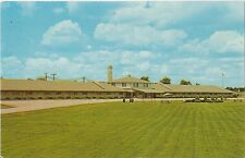 Postcard Indiana Clarks Hill Rose Haven Motel 1960s Clark County