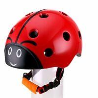 DrBike Kids Helmet Adjustable Toddler Helmet for Cycling Skate Scoot Age 3-8