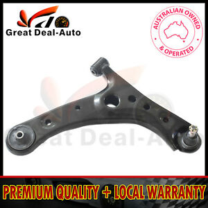 Right Front Lower Control Arm for Toyota Avensis Verso ACM20 ACM21 10/2001~10 RH
