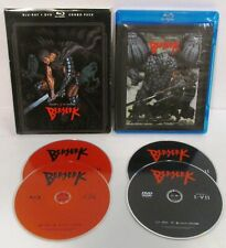 Berserk Season 1 Blu-ray & Dvd Combo Japanese Anime (with Slipcase)