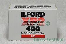 3 rolls ILFORD XP2 Super 400 35mm 36exp B&W Film C41 Process