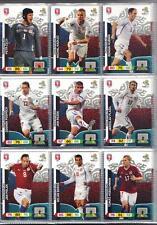 PETR CECH CZECH REPUBLIC PANINI ADRENALYN XL FOOTBALL UEFA EURO 2012 NO#