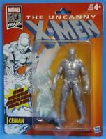 X-MEN Retro Marvel Legends 6-Inch Action Figure ICEMAN